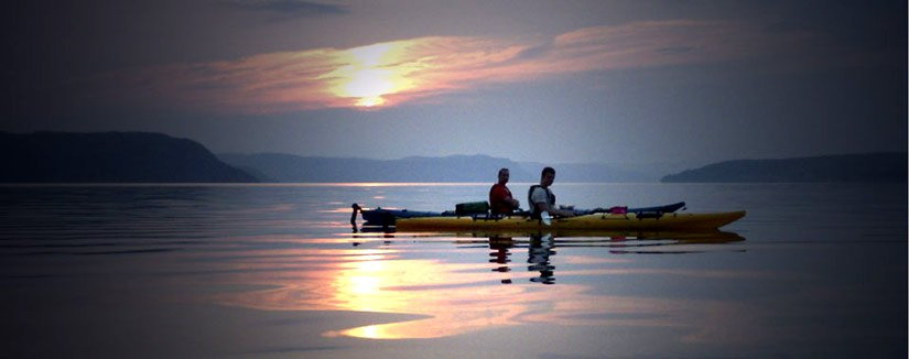 Auberge des Battures - Kayak