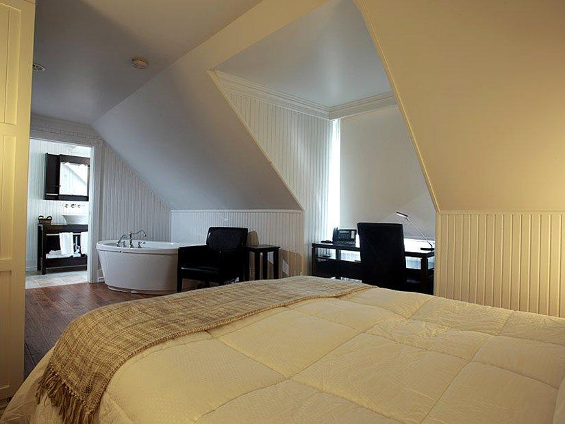 Auberge Val-Jalbert - Chambre