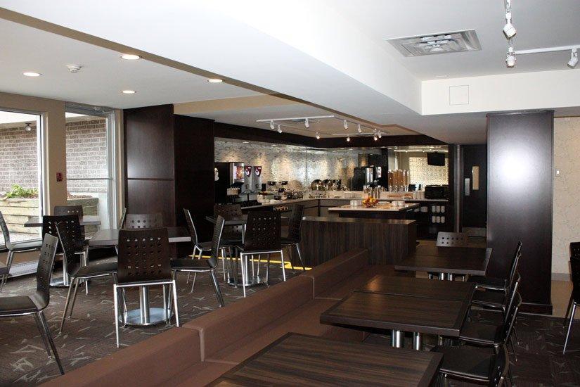 Best Western Victoria Park - salle à manger