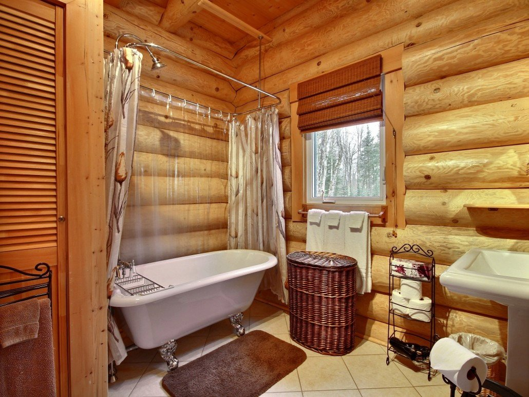 Ma Cabane au canada - Salle de bain