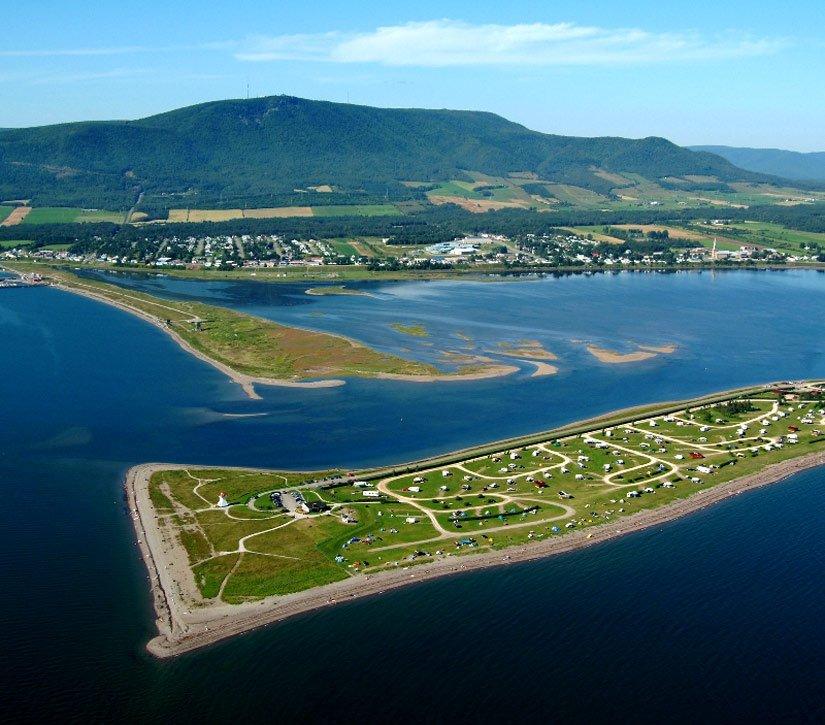 Carleton-sur-Mer, Qc, Canada