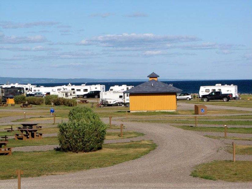 Camping de Carleton