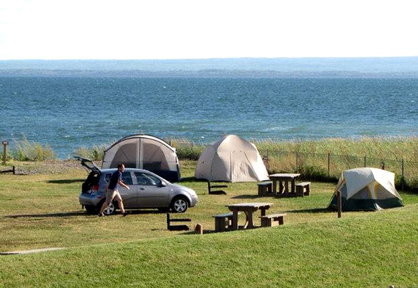 Camping Carleton
