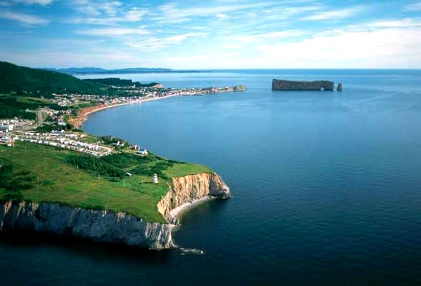 Baie de Percé, Qc, Canada