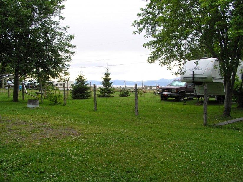 Camping Rivière Ouelle