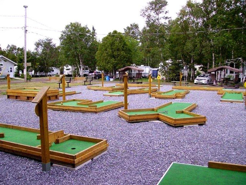 Camping Rivière Ouelle - Mini-golf