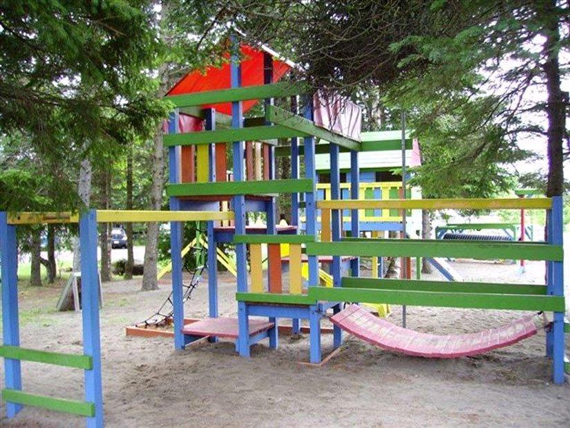 Camping Rivière Ouelle - Jeux pour enfants