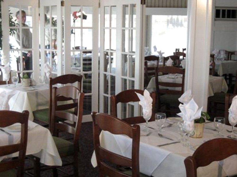 Gananoque Inn & Spa - Restaurant Watermark