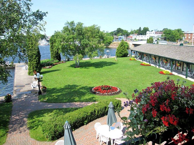 Gananoque Inn & Spa - Jardin