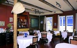 Auberge Le Bôme - salle à manger