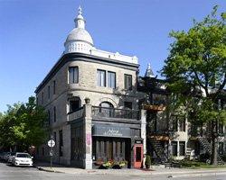 Auberge de La Fontaine - Montréal, QC