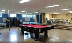 Auberge La Petite École - Salle de billard