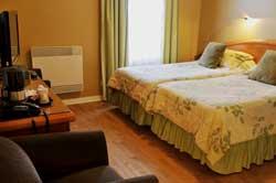Auberge Le Pomerol - Chambre 2 lits