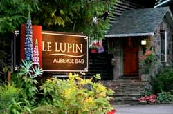 Auberge Le Lupin