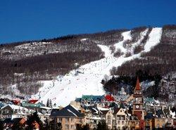 Ski au Mont-Trembalnt
