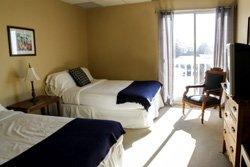 Auberge sur Mer - Chambre 2 lits