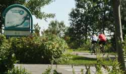 Auberge Amérik - Location de vélo
