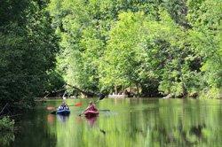 Auberge le Baluchon - Kayak