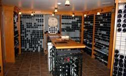 Auberge des 21 - Cave à vin