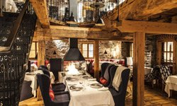 Auberge Saint Antoine - Restaurant Panache