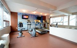 Bond Place Hotel - Gym