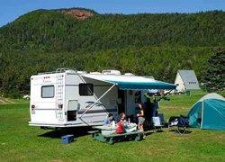 Camping - Baie de Percé