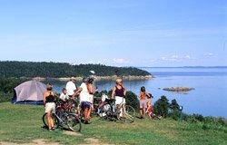 Camping Bon-Désir - Vélo