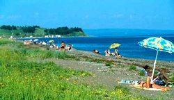 Plage de Carleton-sur-Mer