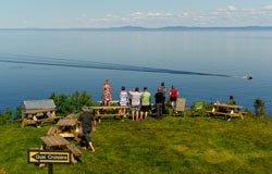 Camping panoramique Les Escoumins