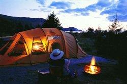 Camping du Parc du Bic - Feu de camp