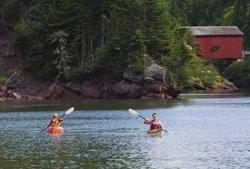 Randonnée en kayak
