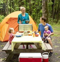 Camping du Parc des Îles-de-Boucherville