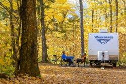 Camping du Parc de la Jaques-Cartier