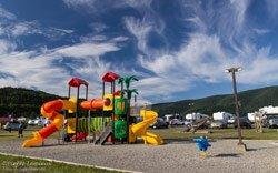 Camping Parc et Mer Mont-Louis - Aire de jeux