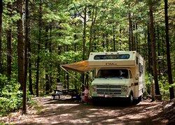 Camping du parc d'Oka