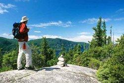 Randonnée pédestre - Parc du Saguenay