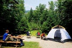 Camping - Parc du Saguenay