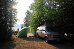 Camping Village Vacances Petit-Saguenay