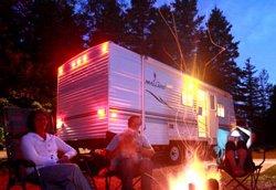 Camping Val-Jalbert