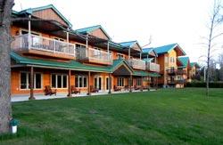 Chalets Spa Lac St-Jean (Les condos du Lac)