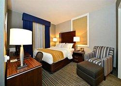 Comfort Inn Toronto - Chambre lit Queen