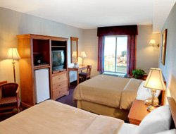 Days Inn by the Falls - Chambre