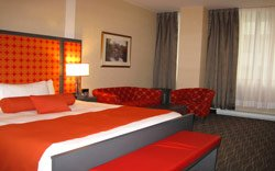 Days Inn centre-ville Montreal - Chambre