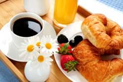 Delta Montréal - Petit-déjeuner
