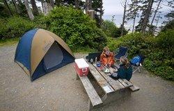 Équipements de camping