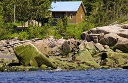 Chalet en bordure du Fjord du Saguenay