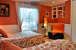 Gîte Fleury - Chambre 2 lits