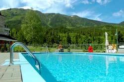 Chalet Parc de la Gaspésie - Piscine MOnt Albert