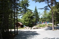 Camping Halifax West KOA, Upper Sackville, NS