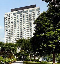 Hôtel Hilton Québec